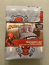 Marvel SPIDER-MAN Twin Sheet Set by Jay Franco & Sons