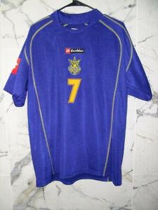 Ukraine Shevchenko Lotto jersey.