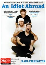 An Idiot Abroad (Karl PILKINGTON Ricky GERVAIS) Comedy TV Series (2 DVD SET) NEW