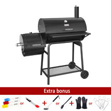 Royal Gourmet BBQ Charcoal Grill Barrel Offset Smoker