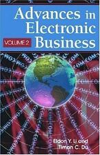 Advances in Electronic Business, Vol. 2-ExLibrary