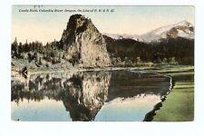 DB PC,Castle Rock,Columbia River,Oregon,On Line of O.R.& N.Co.,1910