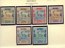 Italy   Eritrea  1934  mint  NH  set     mint  stamps