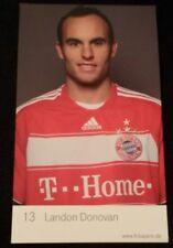 Landon Donovan (FC Bayern München 2008/2009) Leverkusen USA Sonderdruck selten