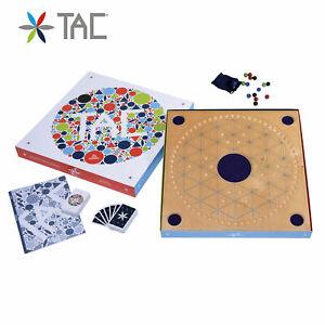 Das kleine TAC, cleveres und strategisches Brettspiel, Familienspiel (97030)