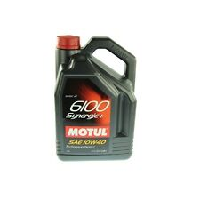 Motoröl MOTUL 6100 Synergie+ 10W40, 5 Liter