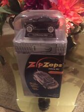 Zip Zaps Micro RC Car Starter Kit 1:64 Scale 1999 Ford Mustang Cobra Black