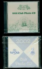 Precious Moments 2002 & Cherished Teddies Fun Clubs Photo Cd's Shrink Wrapped