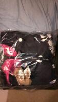 Vera Bradley Brand New Merry Mischief Deer 🦌 Throw Blanket Sealed In Package!