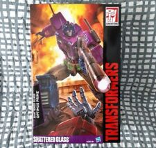 TransFormers Masterpiece MP-10SG Shattered Glass Evil Purple Bape Optimus Prime