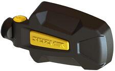 "Pursuit Elite Aluminum Sid Mirrors Yellow 2"" Maverick Commander Viking Wolverine"