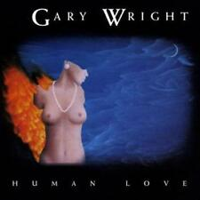 GARY WRIGHT - HUMAN LOVE (New & Sealed) Rock CD Spooky Tooth