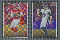 2019 Donruss Football ACTION ALL-PROS Inserts Complete Your Set - You Pick!
