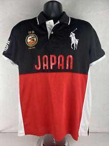 Polo Sport Ralph Lauren Japan  Nippon Koku Size Large PRLFC