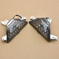 Front LED Turn Signal Light Indicator Kawasaki EX650 Ninja 650 12-18 ER-6F 14-16