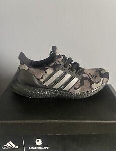 Used Adidas Bape Ultraboost Size 8 Uk