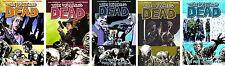 Walking Dead Robert Kirkman Graphic Novel Series Collection Set 11-15! NEW!
