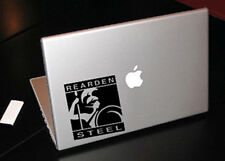 ATLAS SHRUGGED REARDEN STEEL MACBOOK CAR TABLET ART VINYL DECAL
