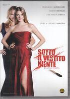 SOTTO IL VESTITO NIENTE - L'ULTIMA SFILATA - DVD (USATO EX RENTAL)