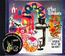 WACKERS Shredder CD NUOVO