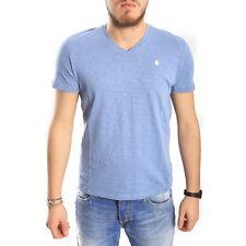 ANTONY MORATO T-shirt con scollo a V NEBBIA MMKS00570 Tg XL