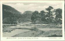 Bettws-y-Coed, Junction Llugwy Conway  AJ.279