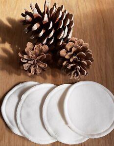 Reuseable cotton pads