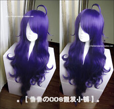 Owari no Seraph Of The End Asuramaru Wig Cosplay Costume Wigs Styled Purple Hair