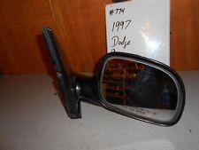 USED 1997 Dodge Grand Caravan; Right Power Side Mirror #774