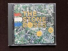 THE STONE ROSES : THE STONE ROSES : CD ALBUM 1989 SILVERTONE HIGHLY COLLECTABLE