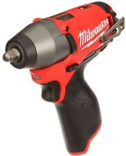Milwaukee M12 FUEL 12-Volt Brushless 3/8 in. Impact Wrench (Tool-Only)