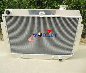 5core aluminum radiator for HOLDEN Kingswood HG HT HK HQ HJ HX HZ V8 Chev engine