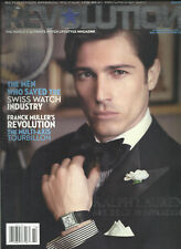 REVOLUTION MAGAZINE,  RALPH LAUREN ART DECO   WINTER, 2011  VOL. 21 ISSUE, 14