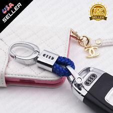 Audi 3181400203 Original Keychain Leather A3