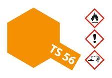 Tamiya Acryl Sprühfarbe TS-56 Brillant Orange glänzend 100ml #85056