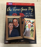 As Time Goes By : The Complete Original Series Remastered (DVD, 11-Disc Set)