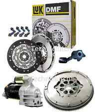 FORD MONDEO 1998CC 2.0TDDI 6 SP LUK DMF FLYWHEEL, BOLTS, STARTER, CLUTCH AND CSC