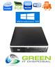 HP COMPAQ 8000 ELITE ULTRA SFF DESKTOP PC WIN 10 4GB RAM 500GB HDD L1609-1