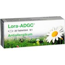 LORA ADGC 20St Tabletten PZN:3897166
