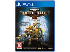 PS4 Warhammer 40k Inquisitor: Martyr