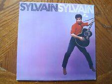 SYL SYLVAIN SYLVAIN 1979 LP IMPORT CANADA NEAR MINT VINYL NEW YORK DOLLS