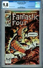 FANTASTIC FOUR 263 CGC 9.8 WP JOHN BYRNE New Non-Circulated CGC Case MARVEL 1984
