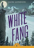 White Fang (Puffin Classics) by Jack London Paperback Book 9780141321110 N