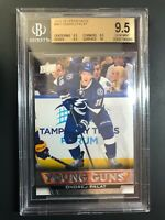 2013-14 Upper Deck Ondrej Palat Young Guns Rookie BGS 9.5