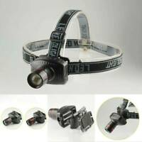 Fishing Head Lamp Night Outdoor Camping Light LED Strong Light Head Lamp 🔥