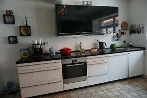 Hochwertige Nolte Küche (gebraucht), Zweizeilige Küche