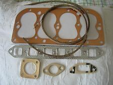 AUSTIN SEVEN 7, ENGINE, DECOKE GASKET SET 1936-1939