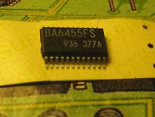 BA6455FS BRUSHLESS DC MOTOR CONTROLLER, 1.2A, PDSO16, 0.80 MM PITCH, SSOP-1 1pcs