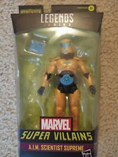 Marvel Legends AIM Scientist Supreme Action Figure No BAF Part