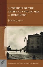 A Portrait of the Artist as a Young Man and Dubliners (Barnes & Noble Classics)